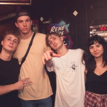 Switch! is 11 feat Kanine, Jayline & Matzet @ Flex Wien