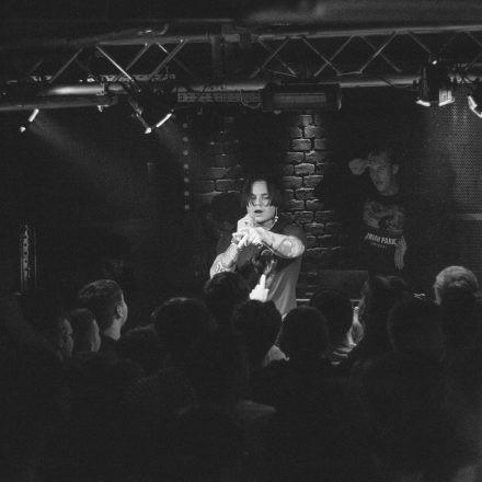 Bexey - Inferno Tour @ Das Werk
