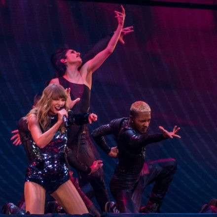 Taylor Swift @ Etihad Stadium