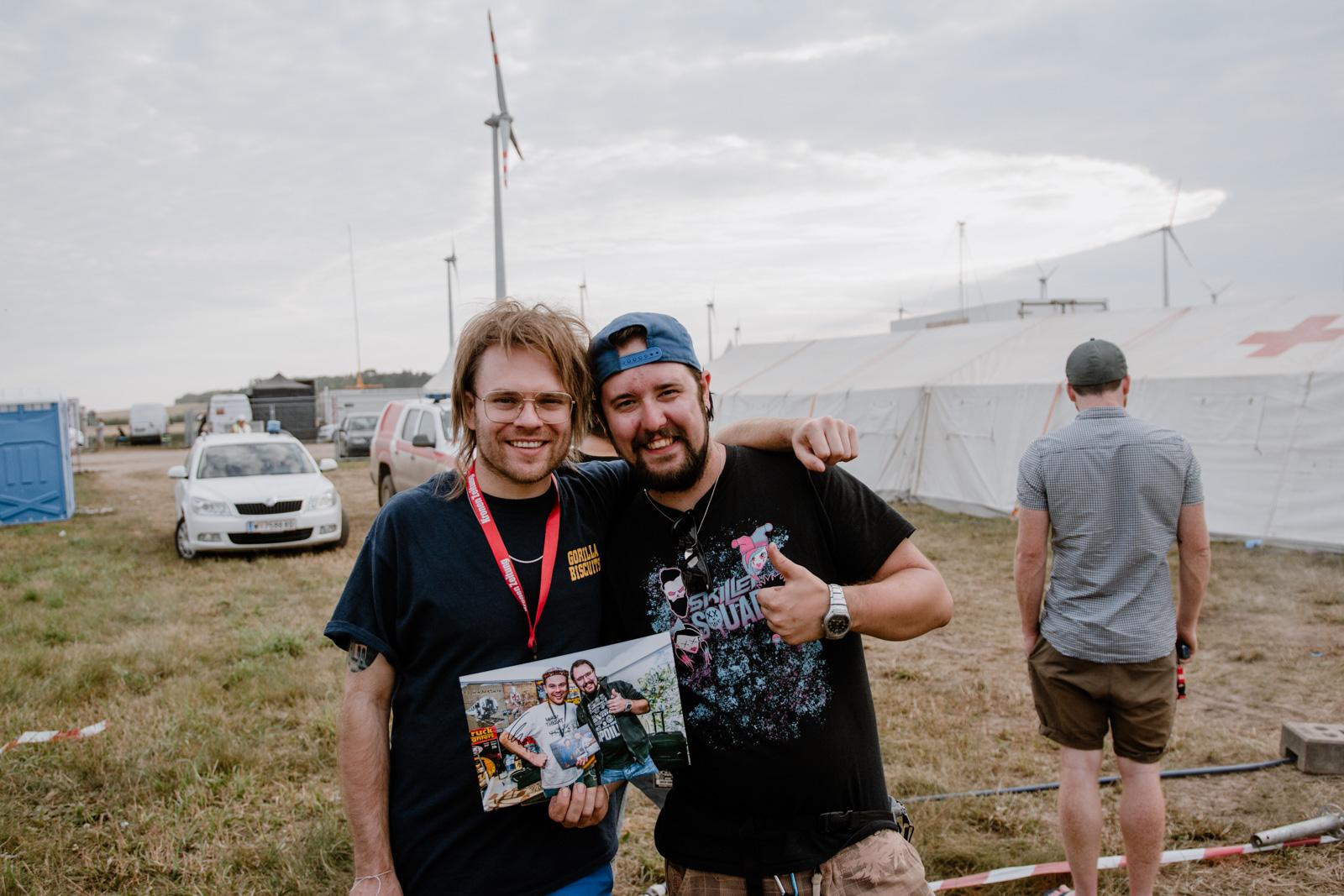 Best of Nova Rock Festival 2018 - Day 4