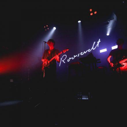 Roosevelt @ Flex Wien