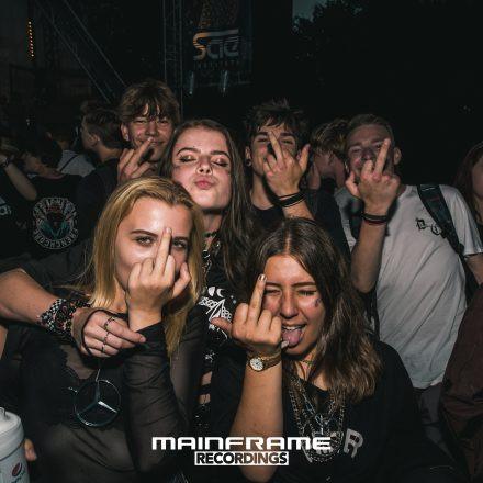 Mainframe Eutopiastage @ Donauinselfest