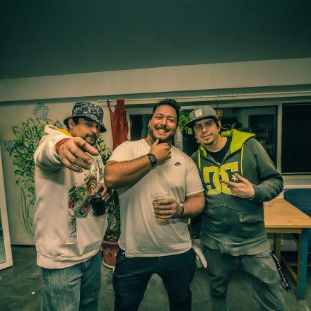 Mainframe Recordings Live pres. Disaszt & Daxta´s Birthday Bash @ Arena Wien