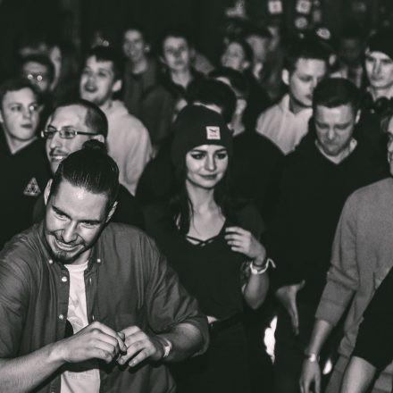 Mainframe Recordings & DisasZt pres BassCity @ Arena Wien