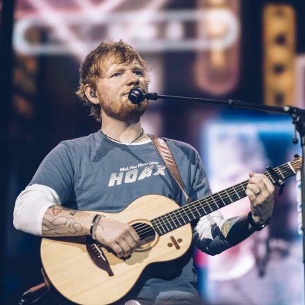 Ed Sheeran @ Wörthersee Stadion Klagenfurt Zusatztermin
