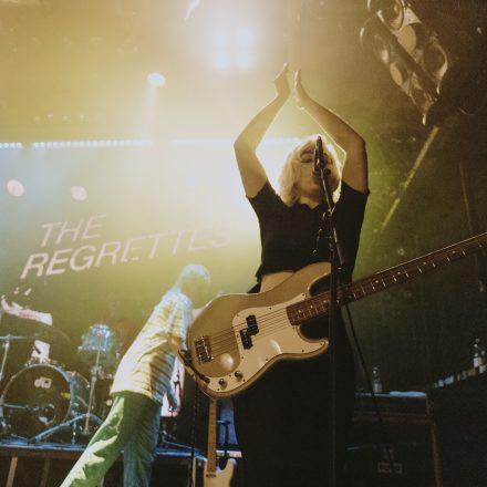 The Regrettes @ Flex Wien