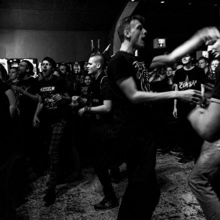 Anti-Flag @ PPC Graz