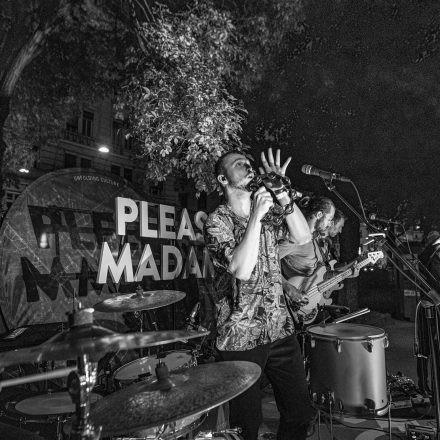 Please Madame Velo Concerts @ Arne-Karlsson-Park Vienna