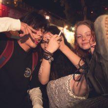 Switch! Editions feat Darkzy & Tsuki @ Flex