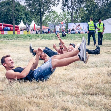 Donauinselfest 2018 - Tag 1 [Part I]