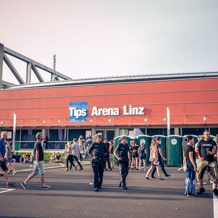 Die Toten Hosen @ TipsArena Linz