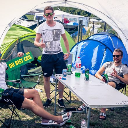 FM4 Frequency Festival 2019 @ Green Park - Day 0