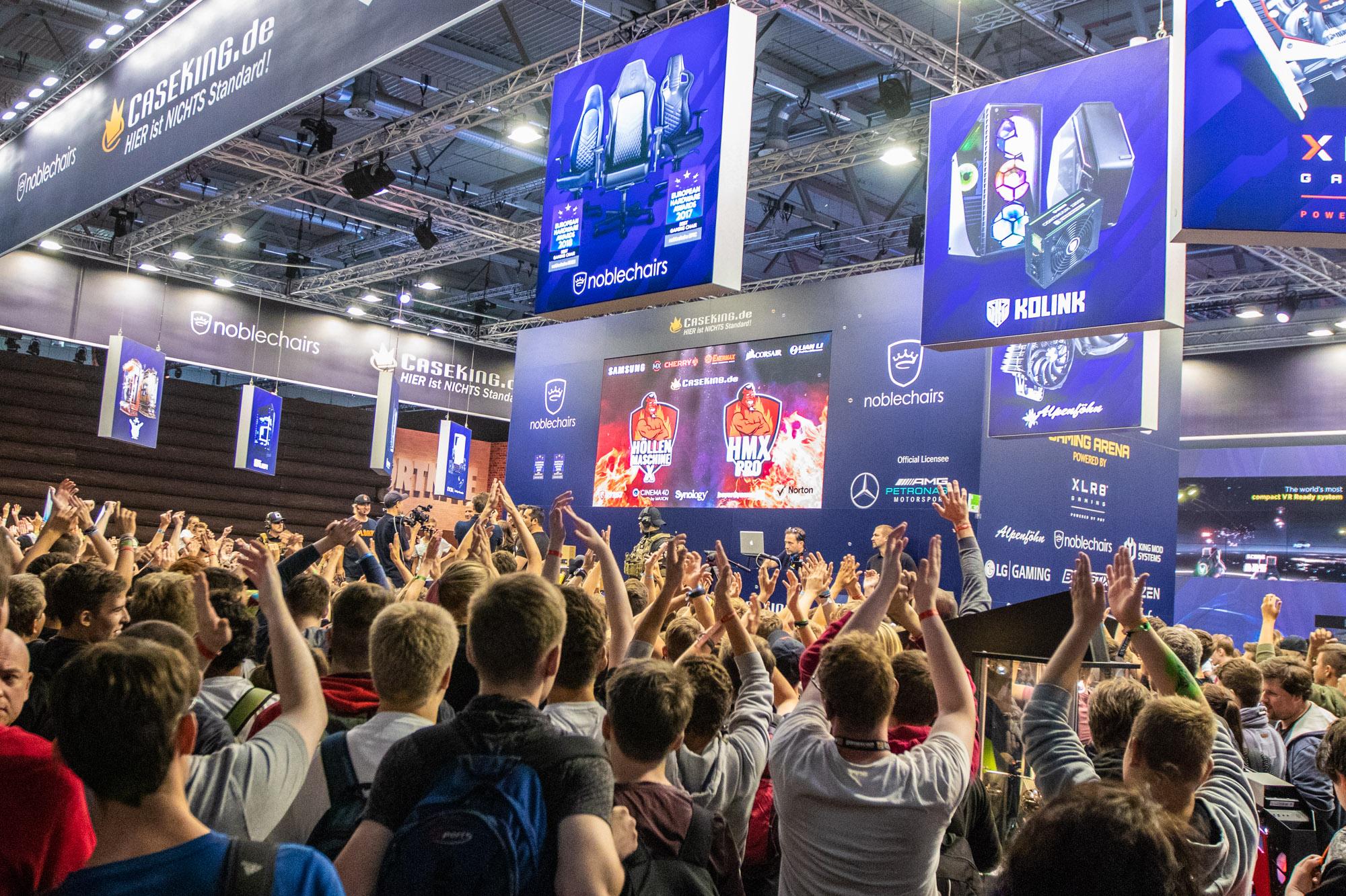 gamescom 2019 am 21. August 2019 @ Köln.