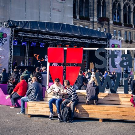 Game City 2019 @ Rathaus Wien