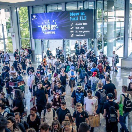 gamescom 2019 @ Köln
