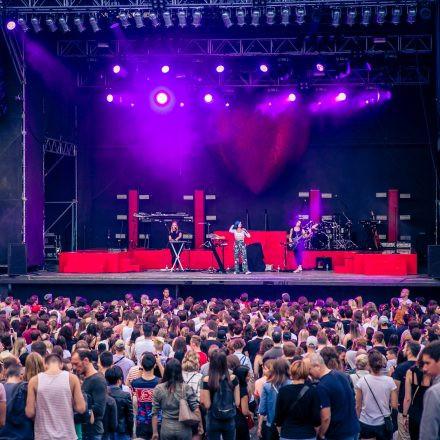 Jessie J @ Arena Wien