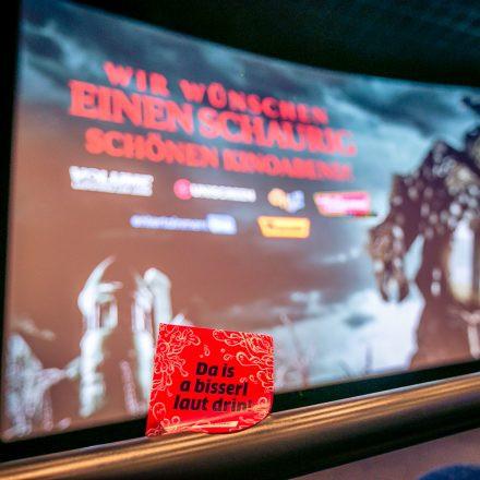 Volume Filmpremiere: Scary Stories To Tell In The Dark @ Hollywood Megaplex Gasometer