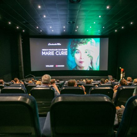 Volume Filmpremiere: Marie Curie - Elemente des Lebens