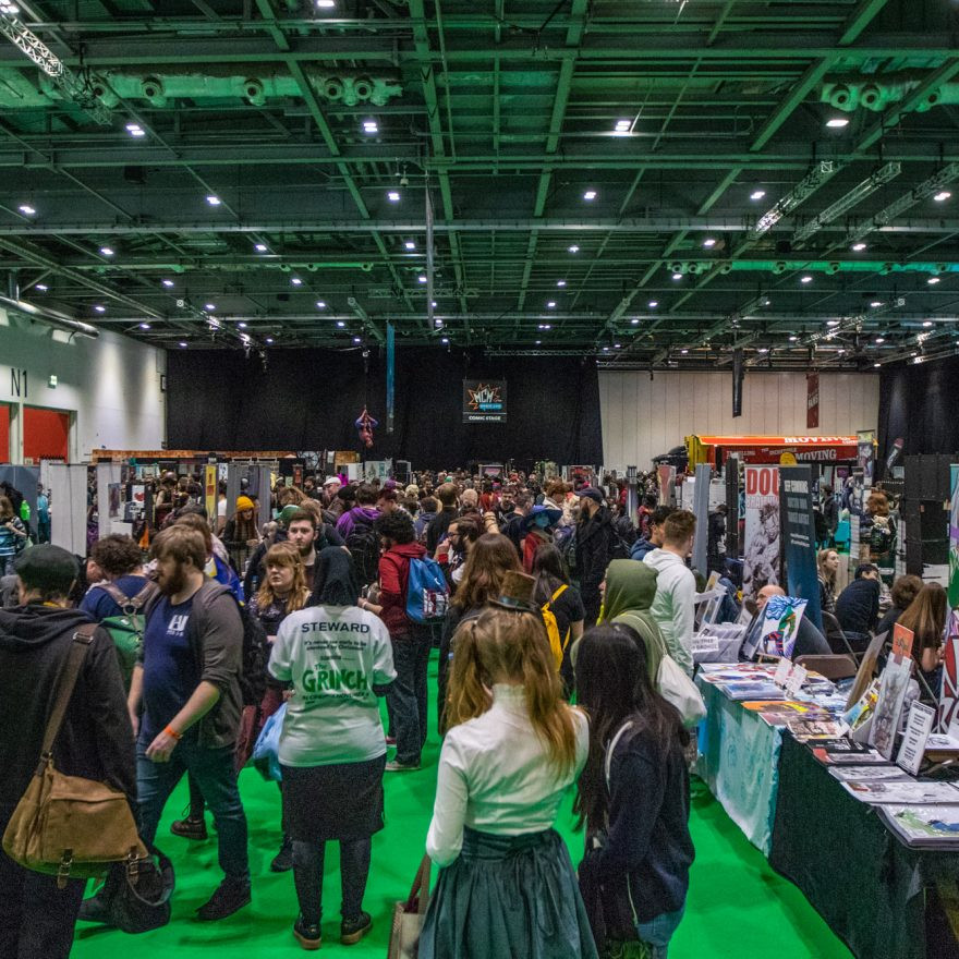 MCM London Comic Con @ ExCel London