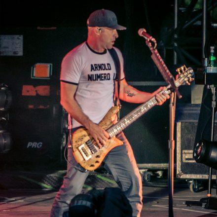 Nickelback @ Burg Clam