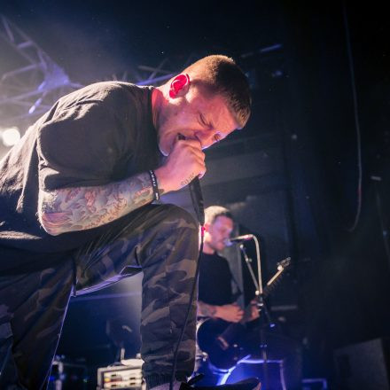 Impericon Never Say Die Tour 2019 @ Arena Wien