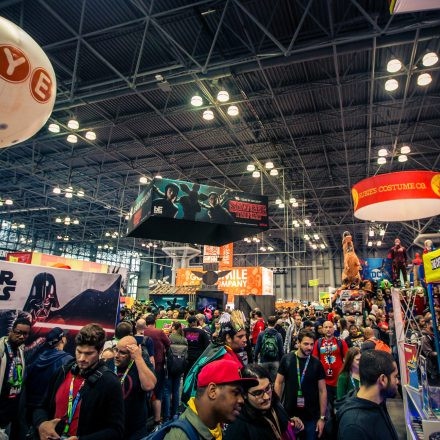 New York Comic Con 2019 @ Javits Center New York