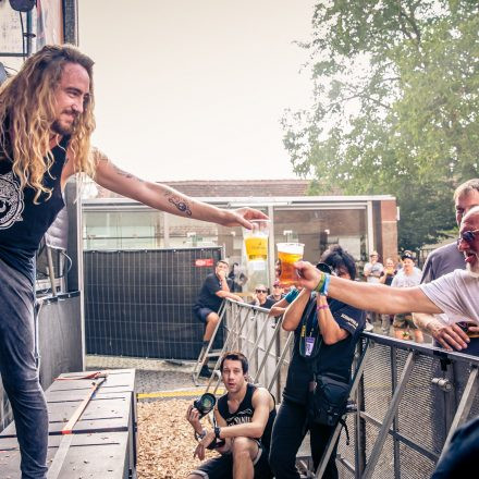 Picture On Festival 2018 Day 2 @ Festivalgelände Bildein