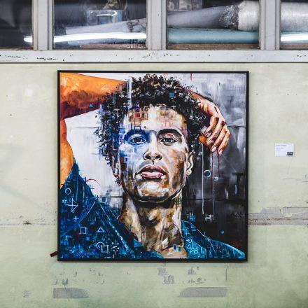 Juergen Fux und Manfred Paar — Ausstellung @ Die Schöne