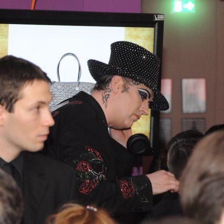 Fashion Check - In mit Boy George als DJ @ Le Meridien