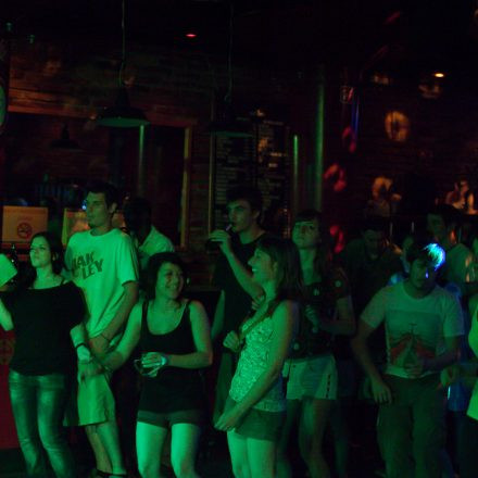 Buskers Clubnight @ Club Ost