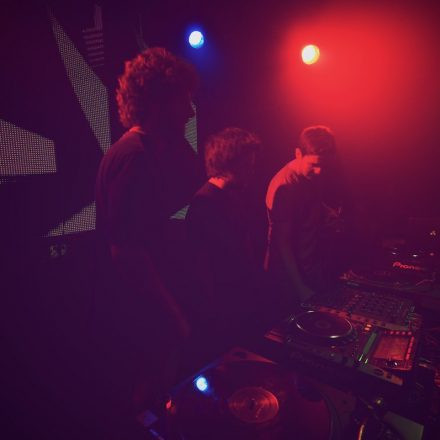 BassClub - dubstep.at supporters night @ Flex