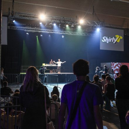 Shirty PopUp Store + Modenschau @ VAZ St. Pölten