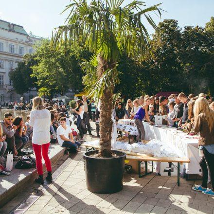 Buskers Festival Wien @ Resselpark
