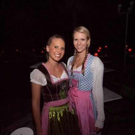 Notstalgic Night & Cam Uni Oktoberfest @ Säulenhalle
