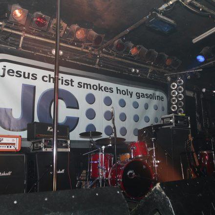 Jesus Christ Smokes Holy Gasoline - Farewell Concert @ Arena