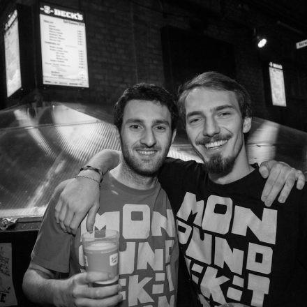 Mono & Nikitaman @ WUK