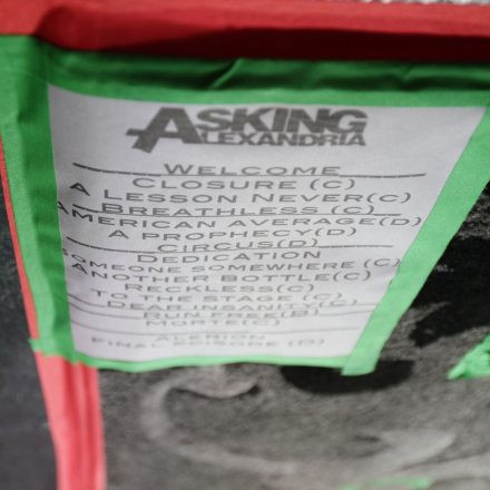 Asking Alexandria @ Arena