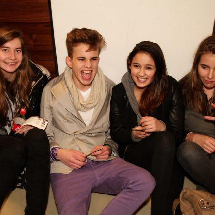 Justin Bieber @ Stadthalle