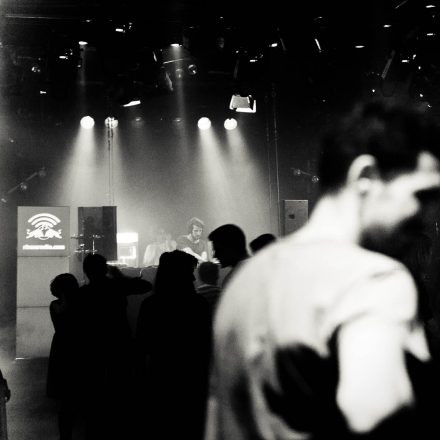 Red Bull Music Academy & FM4 'Durch die Nacht' Graz: Morgan Geist