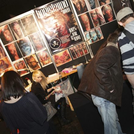 Wildstyle & Tattoo-Messe TAG 2 @ Gasometer