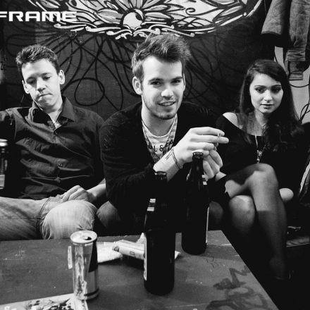 Mainframe Clubnights feat. Mind Vortex, Mindscape, Dead Battery @ The Loft