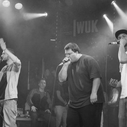 Hip Hop Connection Festival @ WUK