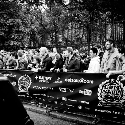 Gumball 2013 @ Volksgarten Parkplatz