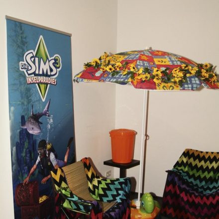 Sims 3 - Inselparadies Preview @ Roter Saal