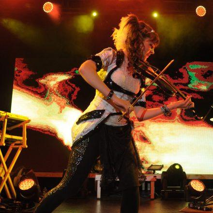 Lindsey Stirling @ Arena Wien (Ausverkauft)