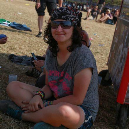 Nova Rock Festival 2013 - Day 3 Part IV @ Pannonnia Fields II
