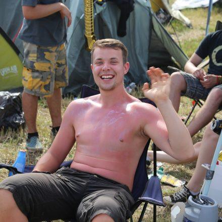 Nova Rock Festival - Day 2 Part V @ Pannonnia Fields II