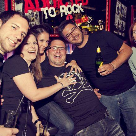 Addicted To Rock - Semesterclosing @U4