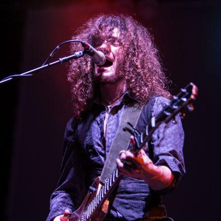 Joe Satriani @ Gasometer