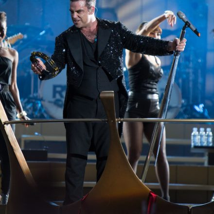 Robbie Williams @ Krieau Wien ( Ausverkauft)